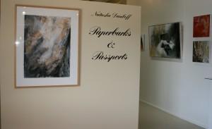 Redland exhibition- Paperbarks &Passports